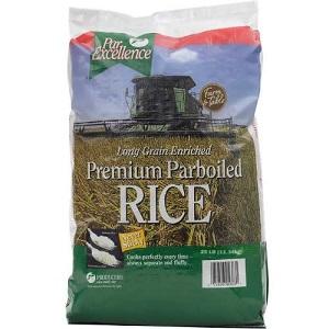 Par Excellence Long Grain 50lbs 22.68kg