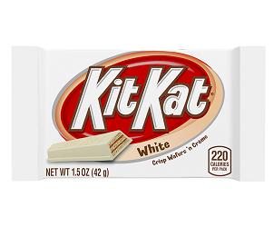 KitKat White Creme Wafers 42g
