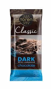 Toren Classic Dark Chocolate 52g