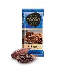 Toren Classic Milk Compound Chocolate52g