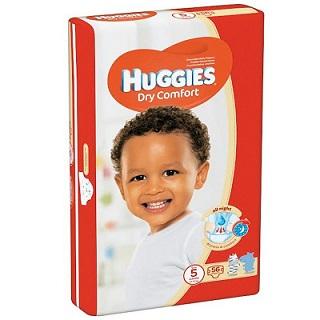 HUGGIES SIZE 5 JUNIOR 12-22KG X84PCS