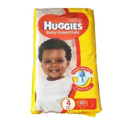 Huggies Baby Essential Dry Comfort