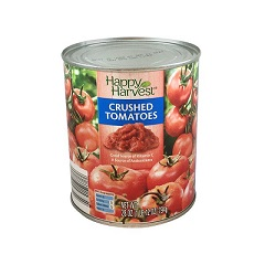 Happy Harvest Crushed Tomatoes Tin 749gm