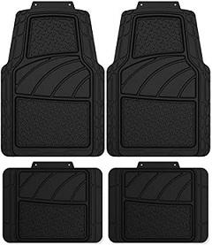 Brookstone 4 Piece Universal Car Mat Set