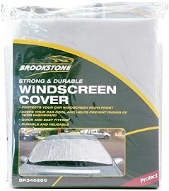 Brookstone Car Windscreen Cover