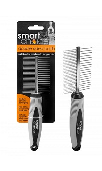 Smart Choice Double Sided Pet Comb