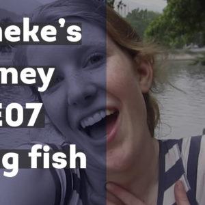 Janneke's Journey #7: Vliegende vissen