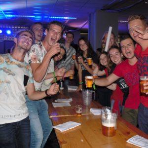 18-jarigen mogen proosten op hun verjaardag tijdens Eurekaweek