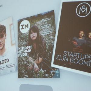 Covers nieuw magazine