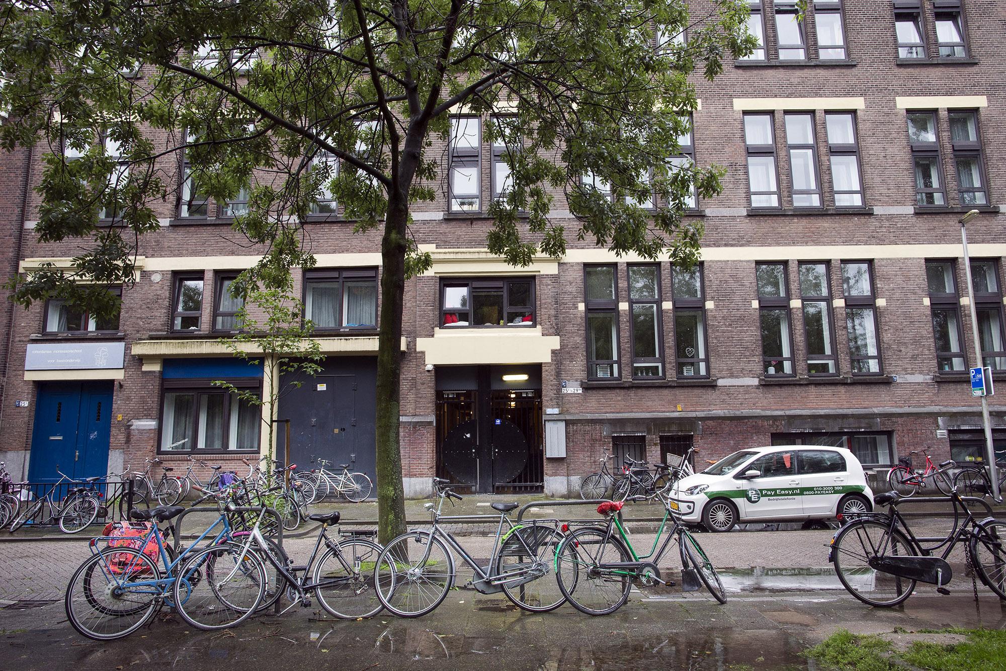 studentenhuis fietsen kamers