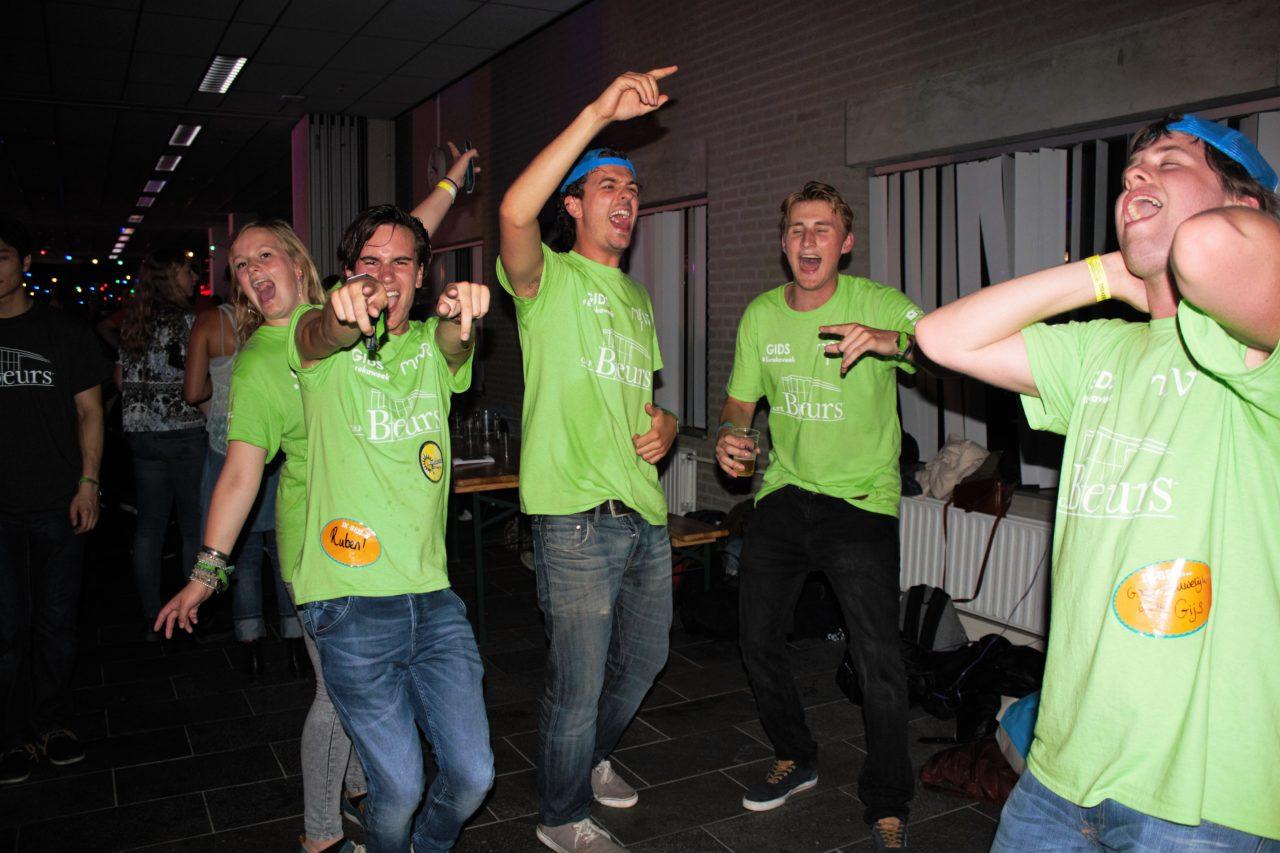 FOTO 2_biercantus zingen met Backstreet Boys