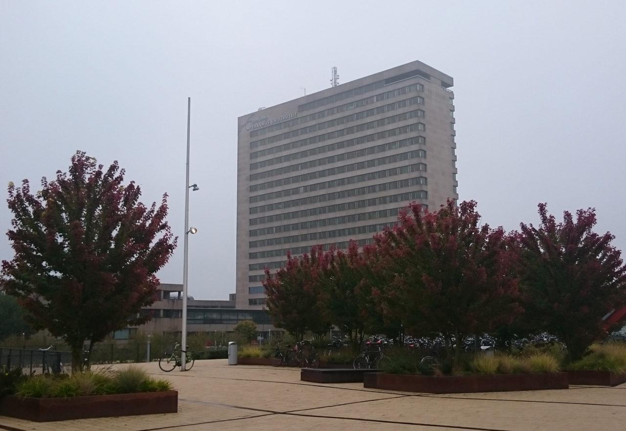 campus gebouwen h-gebouw