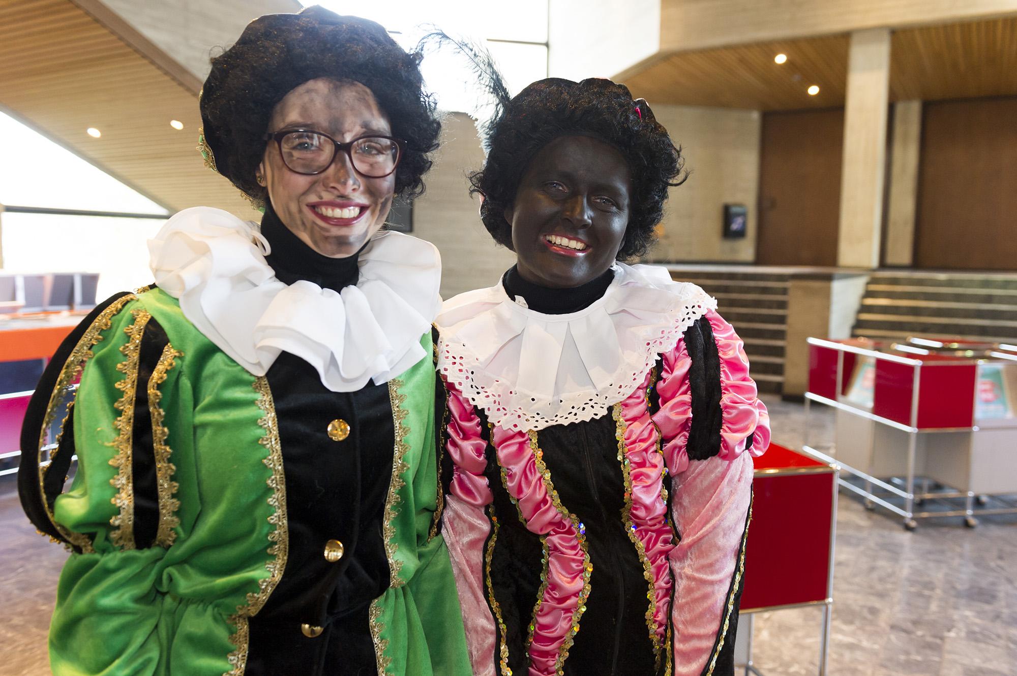 2014 Sint Zwarte Piet Roetvegen EUR EM 2