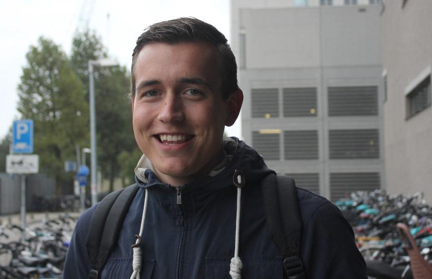 campus talk Kars Smit
