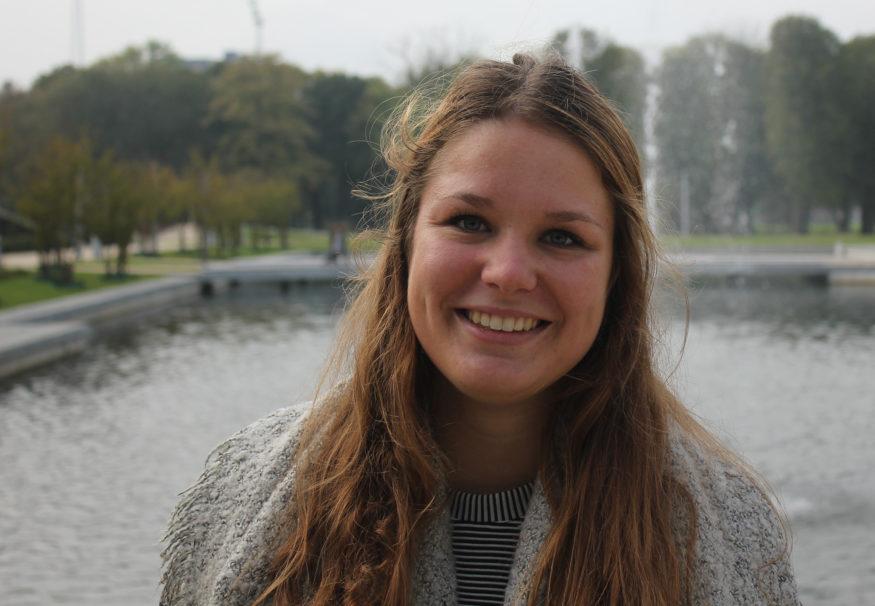 campus talk Britt Schijvenaars
