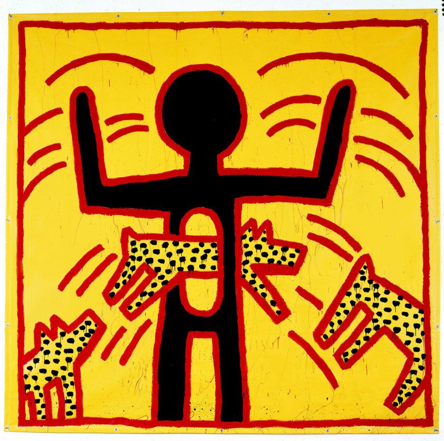 EM WEB Céline's Tip Keith Haring Kunsthal