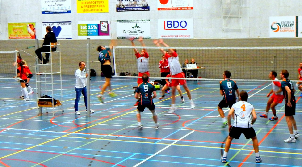Erasmus Volley 5