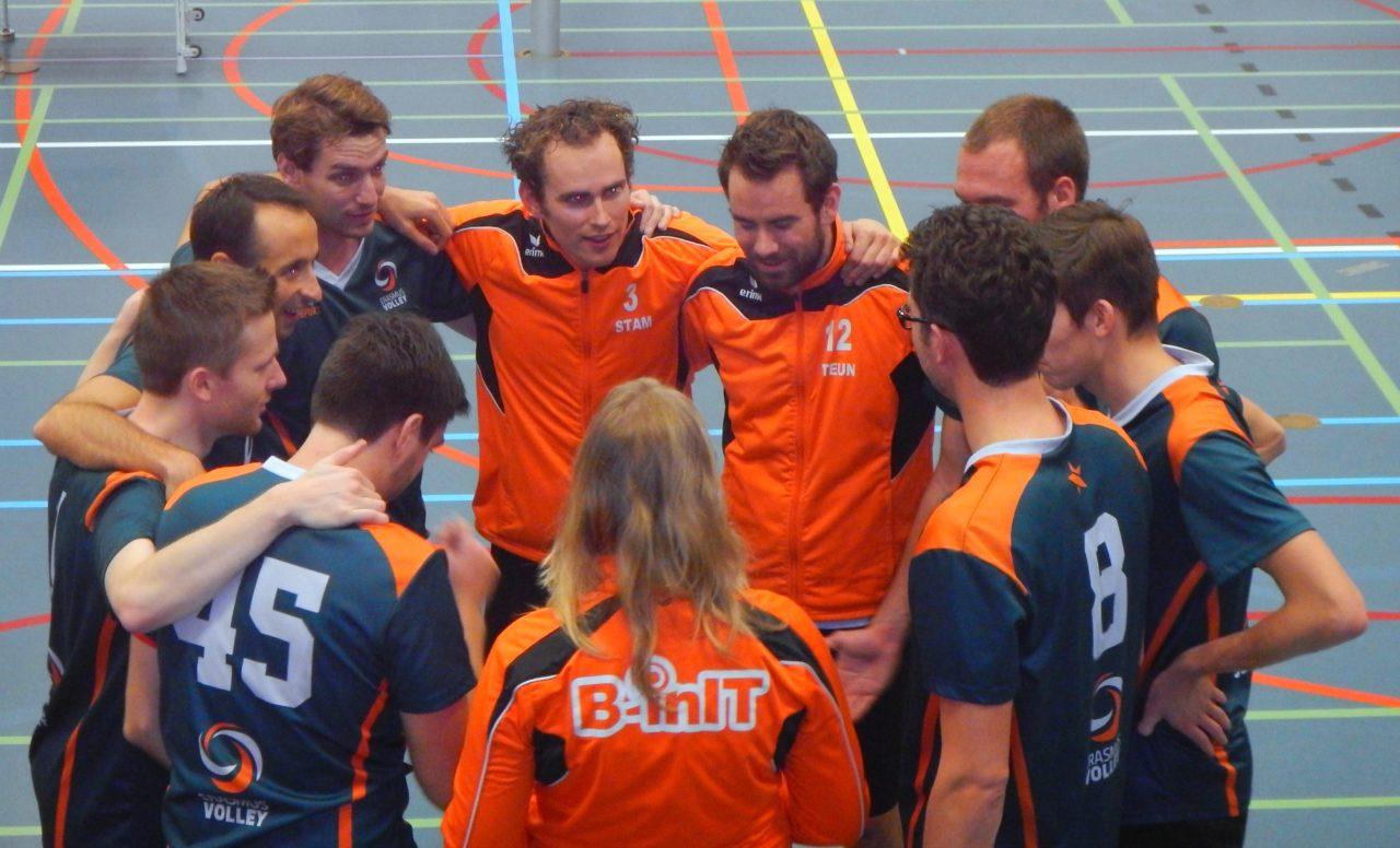 Erasmus Volley 1