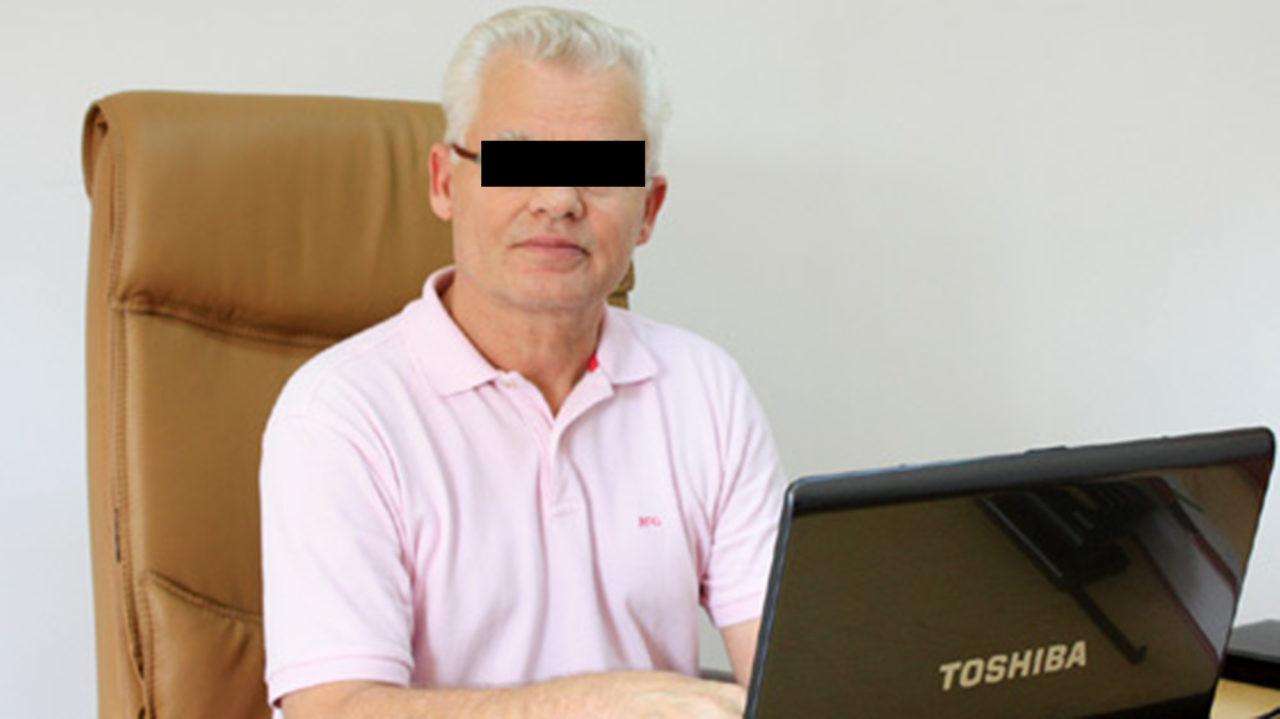Gerrit S hoogleraar oncologie zwartspaarder copy