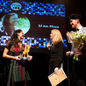 'Wereldverbeteraar' en EUR-docent Li An Phoa wint VIVA400-award