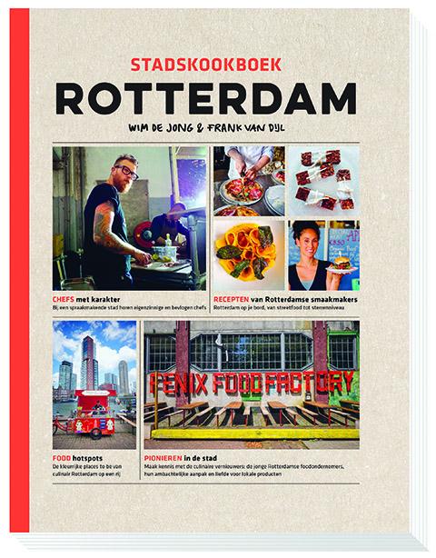 Stadskookboek Rotterdam – web