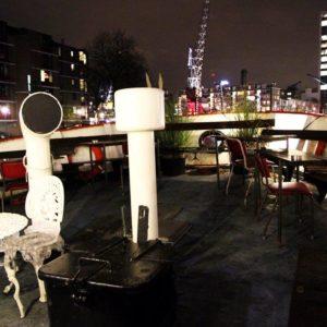 Prijzig tafelen in Engelse sferen in Vessel 11