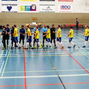 RS lijdt ruime nederlaag tegen laagvlieger uit Gorinchem
