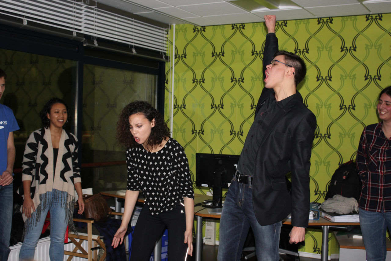 Theatergroep Wilde Roomservice festival
