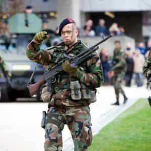 Mariniers op Woudestein 1115-023