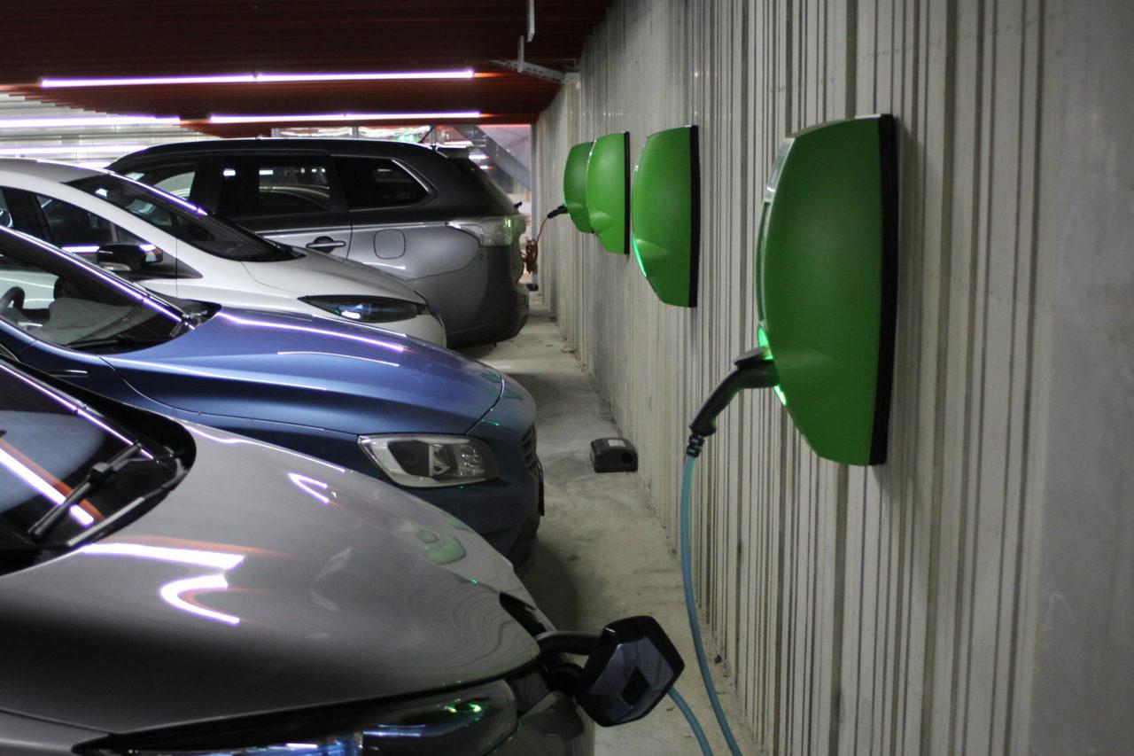 milieu elektrische auto opladen
