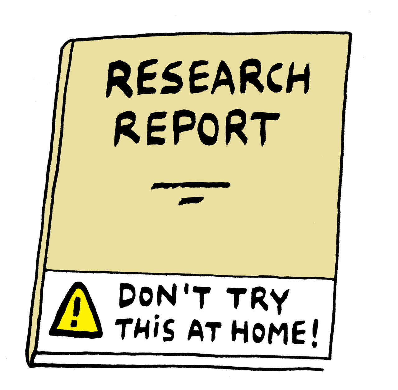 em-onderzoek klopt niet try this at home