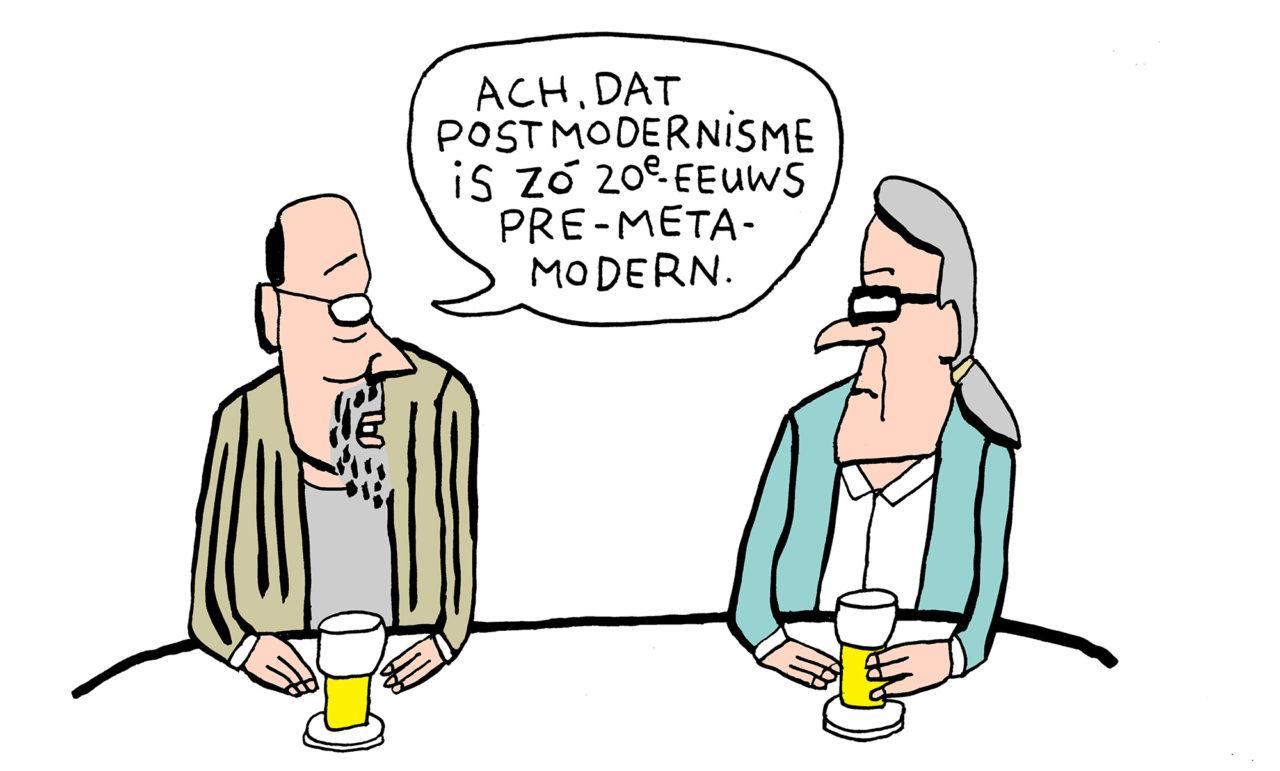 em-meta modern postmodernisme filosofie