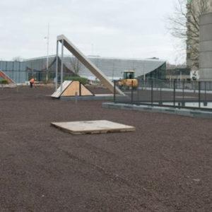 Slechts 92 extra parkeerplaatsen op de campus na opening parkeergarage