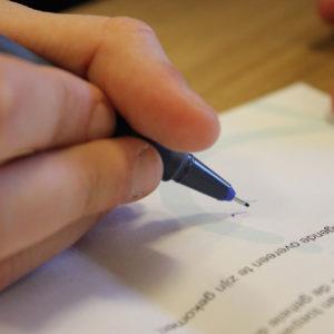 Steeds vaker tijdelijk contract voor docenten