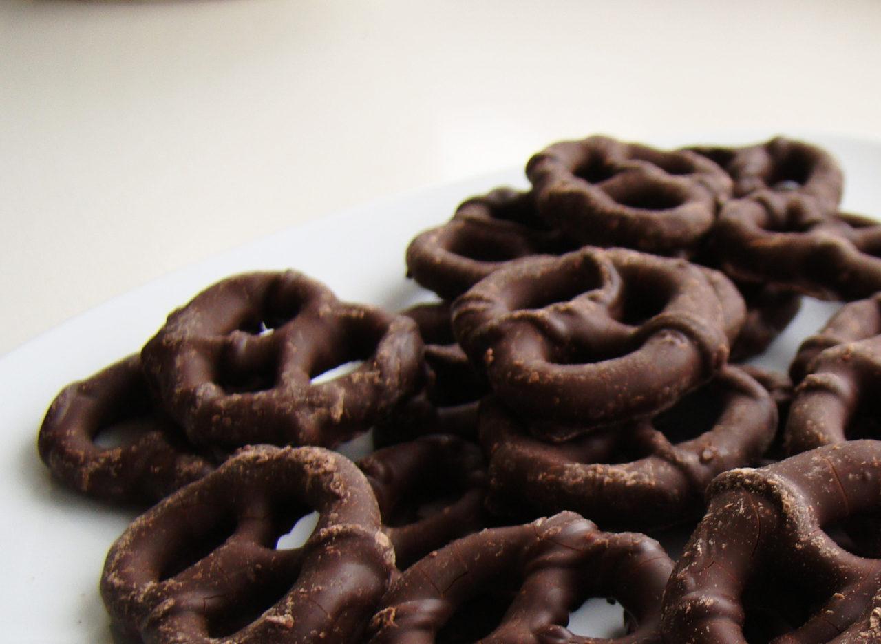 Chocolate Pretzels  Flickr