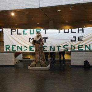 VVD wil onderzoek naar politieke kleur universiteiten