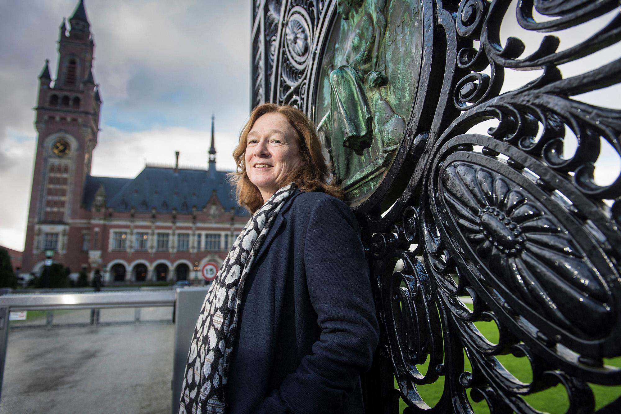 Inge Hutter vredespaleis