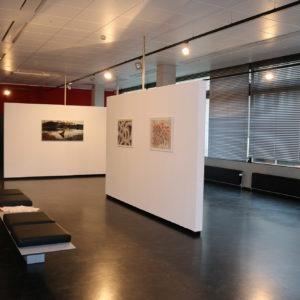 Tentoonstelling 'Nieuw' in de Erasmus Gallery