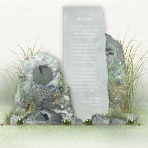 Crowdfunding monument voor donoren geslaagd