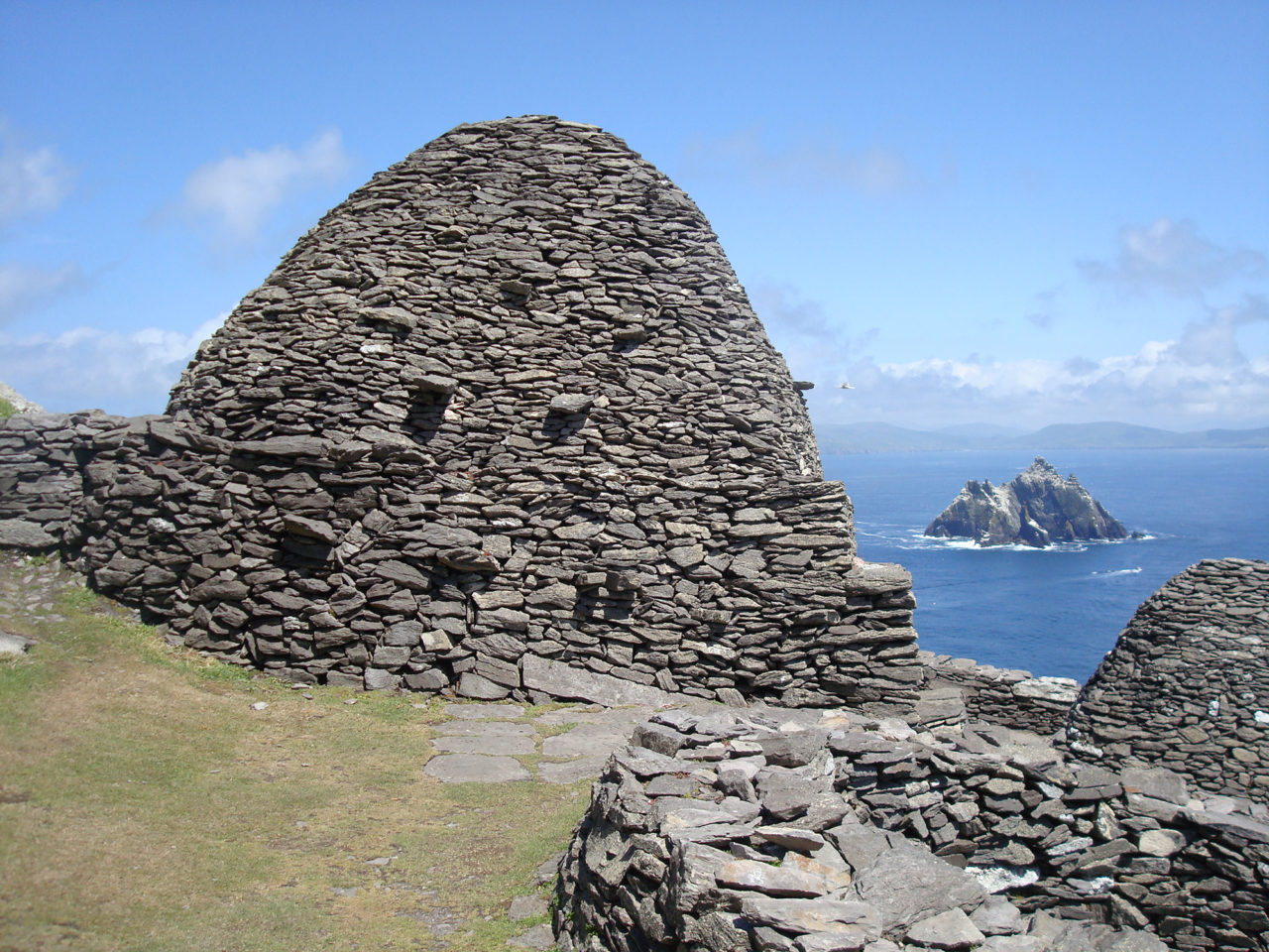 Skellig Michael flickr