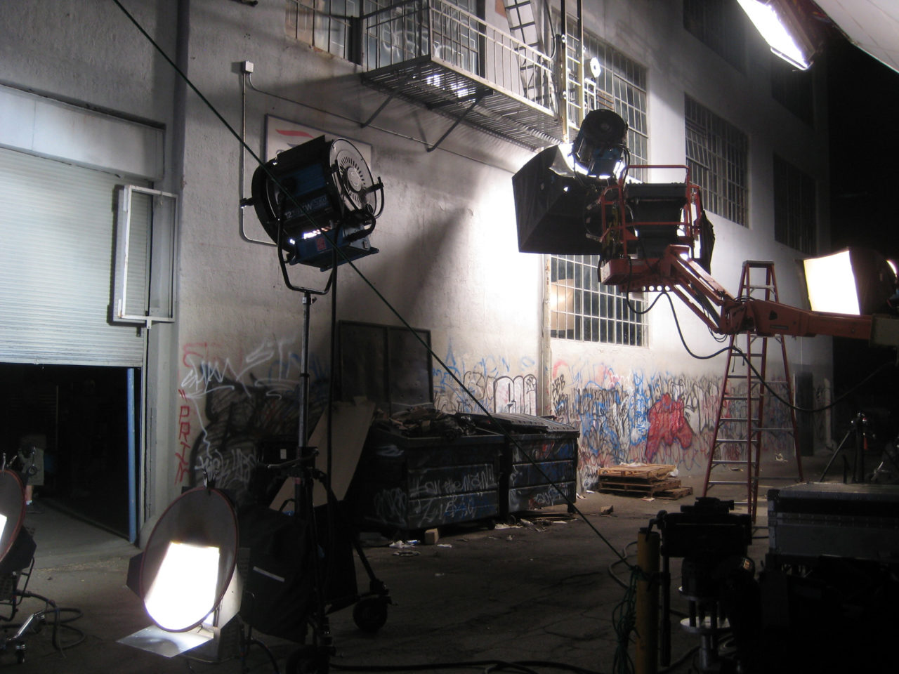 filmset flickr