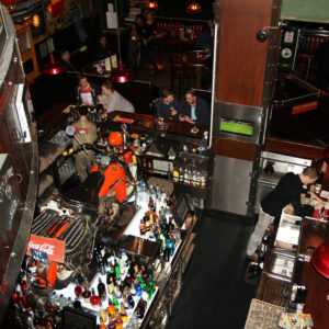 Mad Mick's Breakaway Café: een écht stukje Amerika