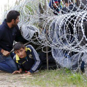 Refugees in Europe | Lezing en debat