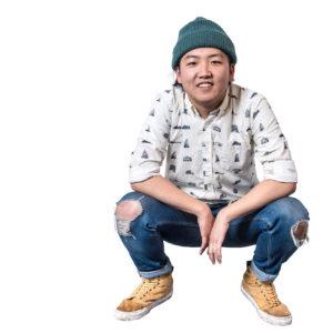 Dit ben ik: Joong Kim