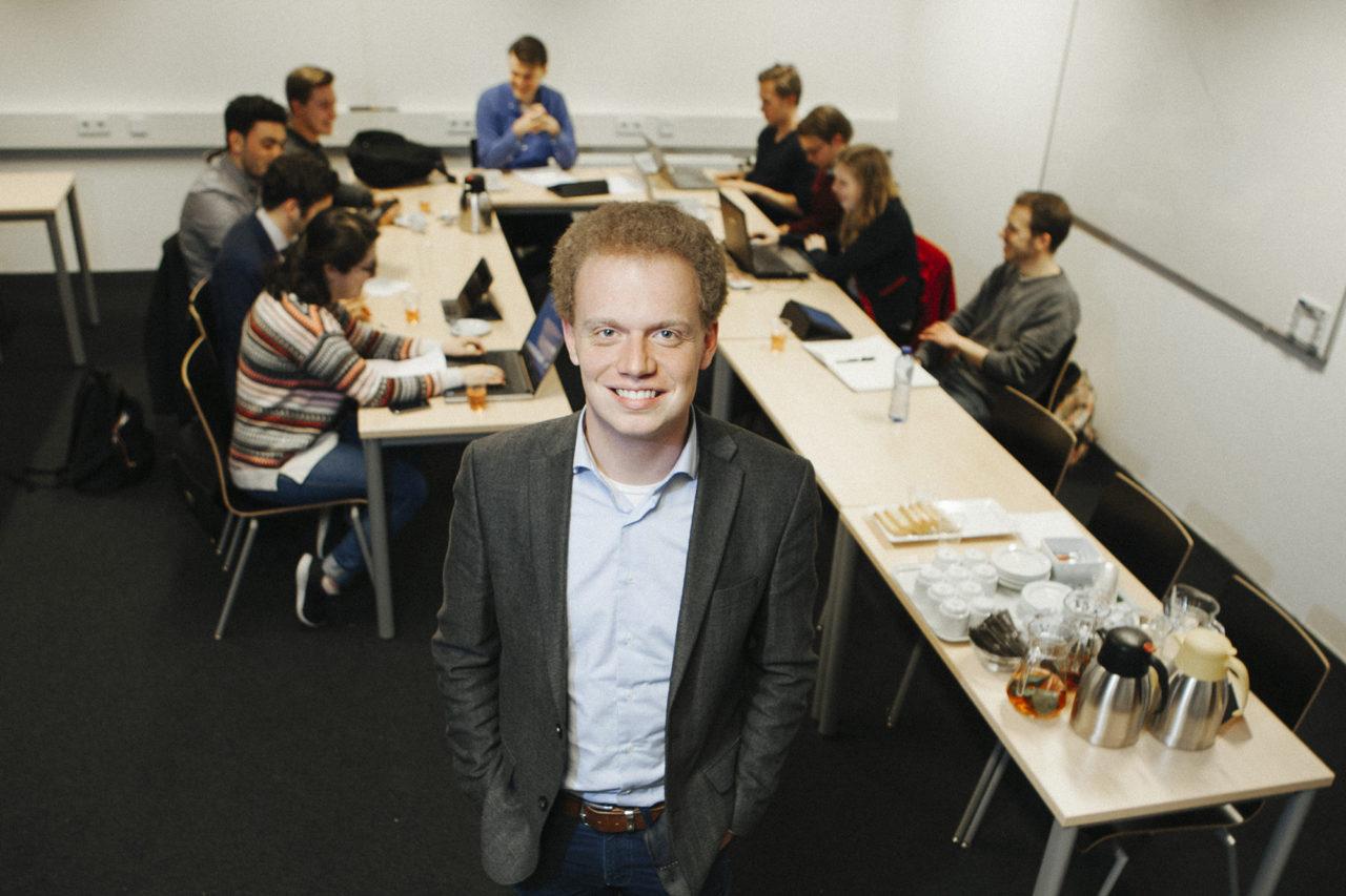 Sander van der Kaaij