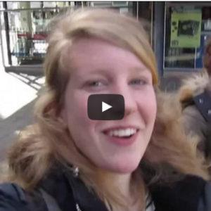 Janneke's Journey #3: Dat knusse dorpje Rotterdam
