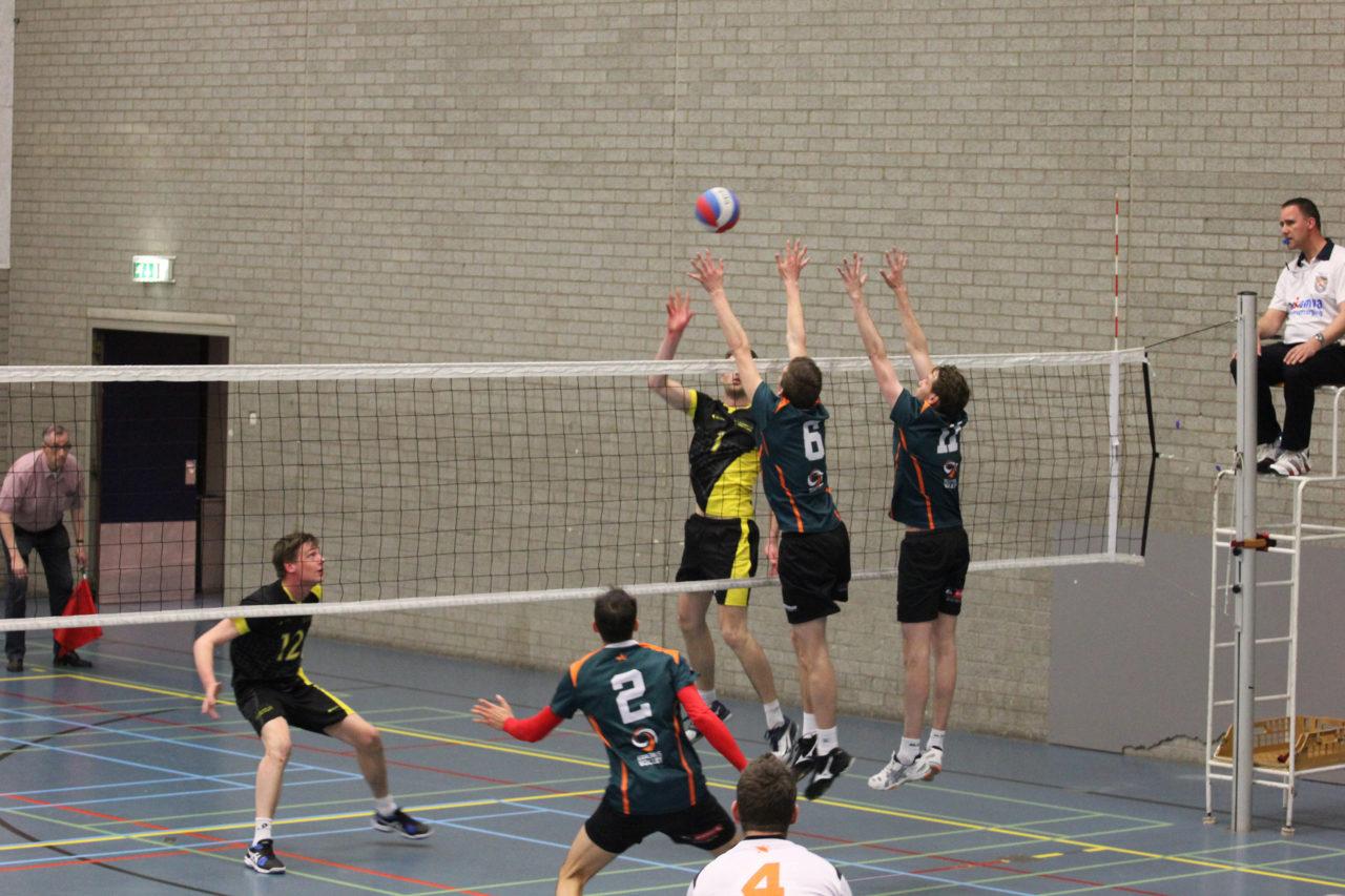 Foto Erasmus Volley