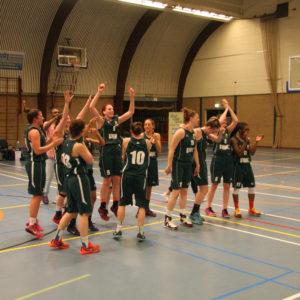 Kampioenschap lonkt voor basketbalsters van Baros
