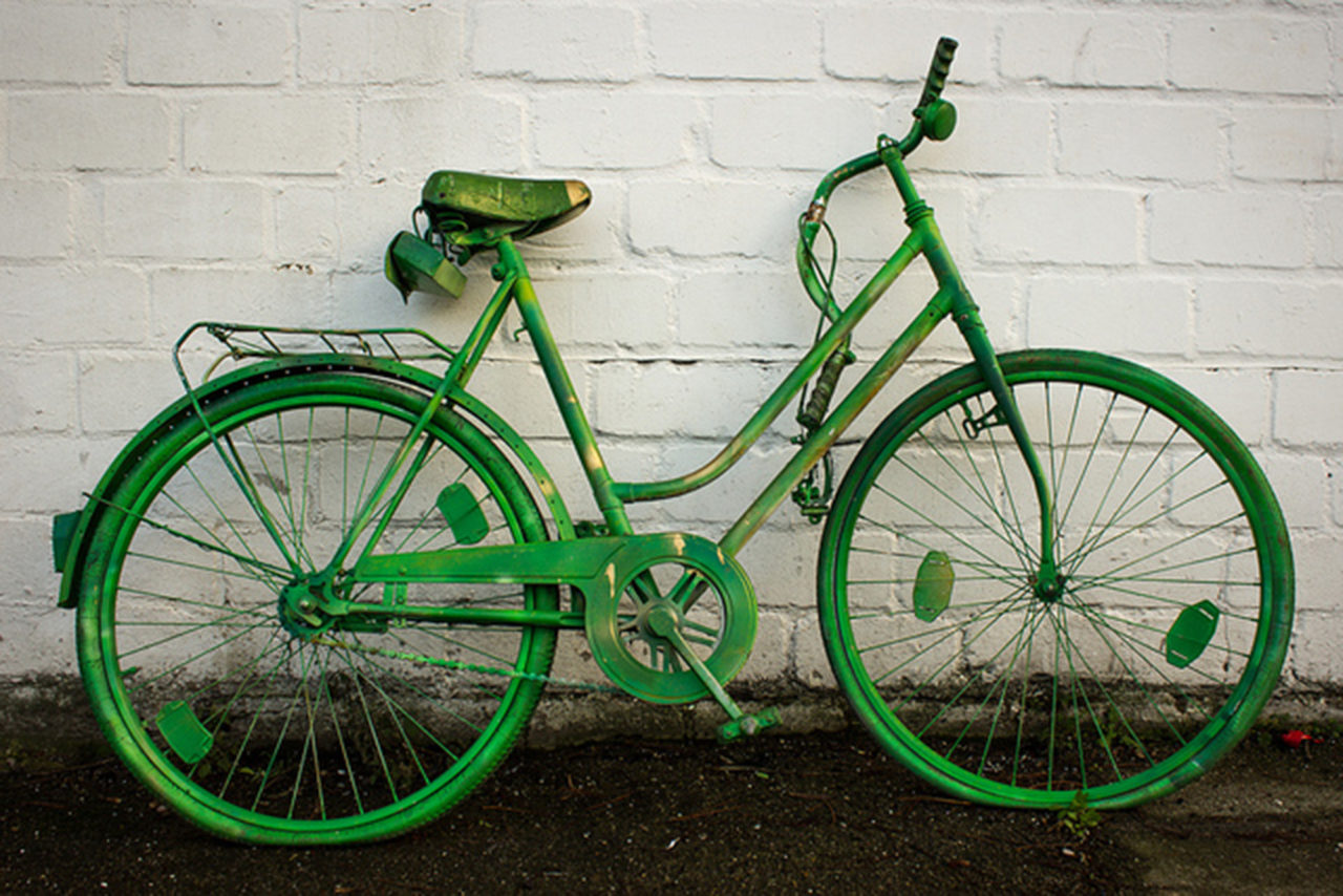 green bike1