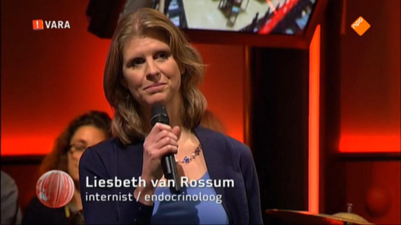 Liesbeth van Rossum DWDD